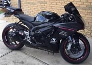 K11 gsxr 600 mint condition well looked after Hallam Casey Area Preview