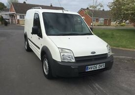 Ford Transit Connect Van SWB 2006 1.8 Turbo Diesel (No VAT)