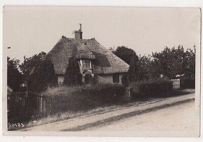Old Cottage Hockley Essex RP Postcard, B697
