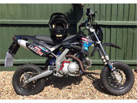 Polini XP4S (non registered) Road legal pitbike