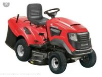 Wanted ride on mowers
