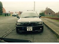 ***BMW E46 320D SPORT 2003 12 MONTHS M.O.T READY TO GO****