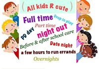 All kids R cute Childcare, near Sunrise Plaza.ONLY $5.00 an hour