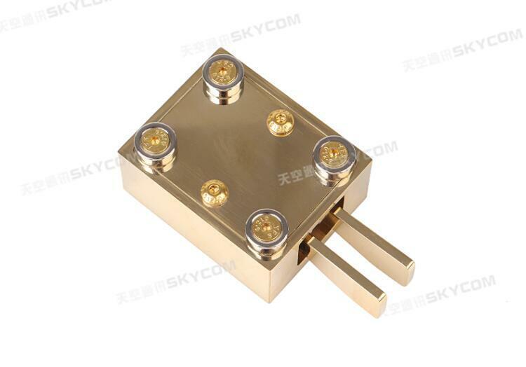 Morse Code Automatic Key Auto Copper Shortwave CW HF Amateur Radio Walkie-talkie