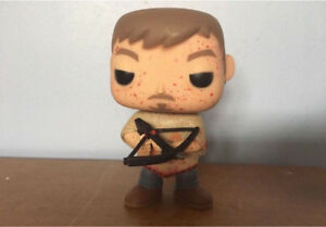Walking dead Daryl Dixon (Poncho) (Bloody)