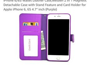 Purple iPhone 6/6s case