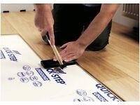 Laminate flooring installer/fitter/joiner