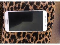 Samsung galaxy s6 white EE 32gb