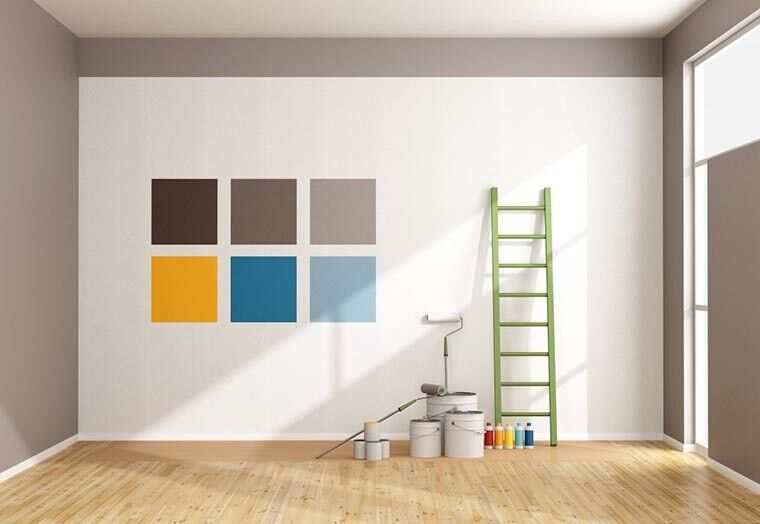 EXPERIENCED, CHEAP AND RELIABLE PAINTERS   INTERIOR U0026 EXTERIOR PAINT,  WALLPAPER, WOODWORK PAINTING Part 69