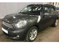MINI COUNTRYMAN 1.6 2.0 COOPER S D ONE ALL4  BUSINESS EDITION FROM £36 PER WEEK!