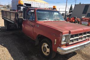 1977 Chev 3500 One ton