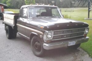 F-350 1968 FORD ORIGINAL OWNER