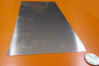 510 Phosphor Bronze Sheet .010 -.001 Thick X 6.0 Wide X 12.0 Length