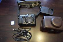 Nikon Coolpix P7100 Camera + 8GB SD Memory + Leather Case Eight Mile Plains Brisbane South West Preview