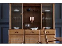 Wanted: ercol sideboard and display cabinet
