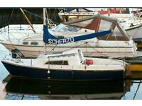 Ridgeway Prelude sailing boat yacht for sale 19 foot