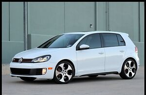 Volkswagen GTI 2010 LUXURY PACKAGE Hatchback
