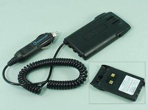 Car Battery Adaptor for WOUXUN KG-669 KG-UVD1P KG-699E