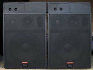 JBL CONTROL 10 Speakers, Mint Condition ONE PAIR