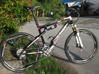Merida 96 mountain bike