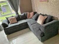 --SAME DAY DELIVERY--NEW LIVERPOOL JUMBO CORDED CORNER OR 3+2 SEATER