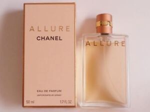 Chanel Allure Women 1.7 Fl Oz / 50 mL Eau De Parfum Spray *NEW*