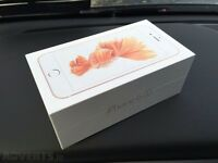 iPhone 6s 16gb Gold Unlocked Brand New