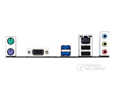 I//O Shield For GIGABYTE GA-A55M-S2H /& GA-H67A-D3H-B3 Motherboard Backplate IO
