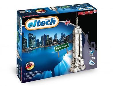 Eitech Metallbaukasten C470  Empire State Building Baukasten ab 10 Jahren