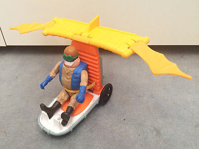 ORIGINAL VINTAGE 1980s 'THE REAL GHOSTBUSTERS' AIR SICKNESS KENNER HASBRO