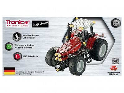 Tronico Profi Series Massey Ferguson MF-8690 Traktor 10080  ab 12 Jahren