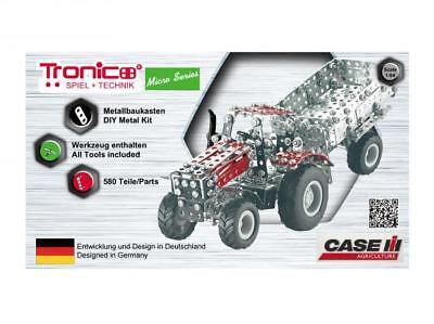 Tronico Micro Series Case IH Magnum 340 Traktor mit Kippanhänger
