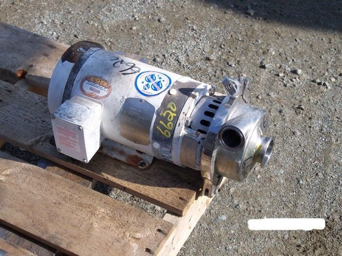 Waukesha Cherry Burrell model 97-2045 centrifugal pump