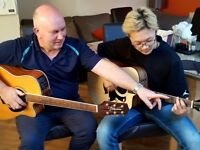 FREE GREATER MANCHESTER GUITAR LESSONS