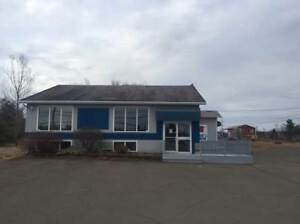 NEW PRICE! Commercial Building for Sale Main St. Shediac!