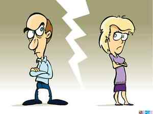 ARE YOU GETTING A DIVORCE?