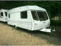 Lunar premier 1995 5 berth fixed bed in good condition