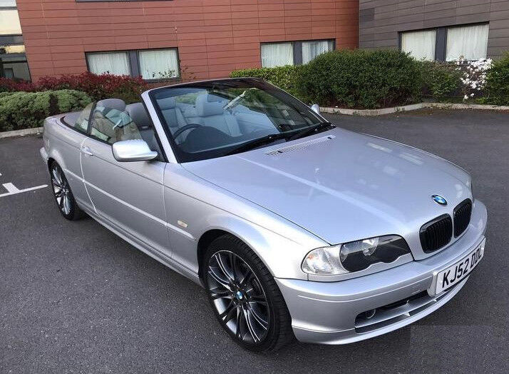 BMW 3 series convertible - Bargain