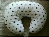 Never used feeding pillow