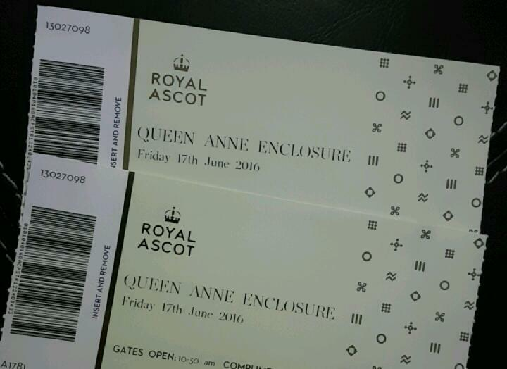 royal ascot tickets royal enclosure