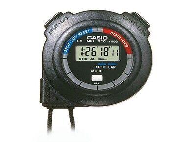 Casio HS-3V HS-3 Black Multi-Function Digital - 1/100th Second Stopwatch HS3V-1B