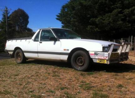 Ford Longreach XG ute 1994