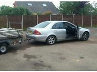 Mercedes c270 cdi 2002 Breaking for parts
