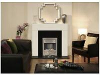 Adam electric fireplace