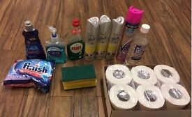 Lot cleaning products