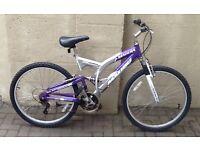 """Bike/Bicycle.LADIES MALIBU """" MADERA """" MOUNTAIN BIKE"""