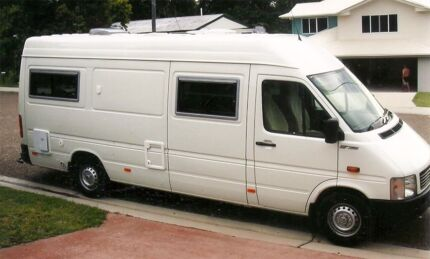***REASONABLE OFFERS CONSIDERED**** VW LT35 Motorhome low kms
