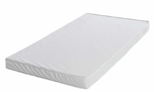 """Fizzy mattress 3"""" foam for mini and portable size cribs"""