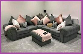🐑 Amaya Corner Sofa Available 🐑 Xmas Sale