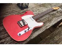 1985 Fender Telecaster '62 re-issue